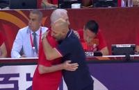 خلاصه بازی صربستان - آمریکا؛ جام جهانی بسکتبال چین 2019