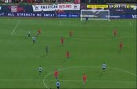 خلاصه بازی آمریکا - اروگوئه؛ بازی دوستانه