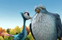 تریلر انیمیشن پرطلا Yellowbird 2014