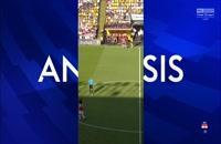 فول مچ بازی واتفورد - آرسنال (تحلیل بین دو نیمه)؛ لیگ برتر انگلیس