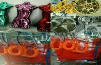 /دستگاه مخمل پاش خانگی / پودر و چسب مخمل 02156571305