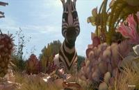 انیمیشن گورخری به نام کومبا (خومبا)-دوبله- Khumba