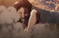فصل اول سریال Attack on Titan قسمت 12