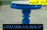 */دستگاه استیل پاش تضمینی 02156571305