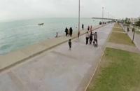 تصویربرداری هوایی از شهر بوشهر