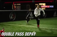 آموزش فوتبال حرفه ای - کلیپ آموزشی