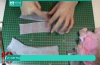 ساخت کلاه گوش دار برای عروسک