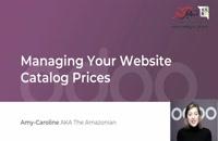 نحوه ایجاد قیمت کاتالوگ در اودوو + زیرنویس