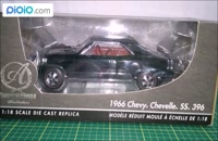 ماکت ماشین فلزی CHEVROLET CHEVELLE SS 1966