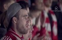 لحظات احساسی و زیبا در فوتبال