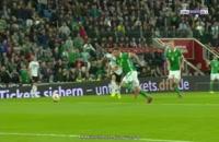 خلاصه بازی ایرلند شمالی - آلمان؛ (خلاصه عربی) پلی آف یورو 2020
