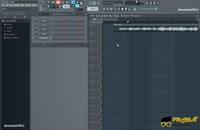 تغییر تمپوی فایل صوتی TEMPO در نرم افزار اف ال استودیو 12 (FL…