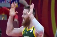 فول گیم بازی اسپانیا - استرالیا؛ جام جهانی بسکتبال چین 2019