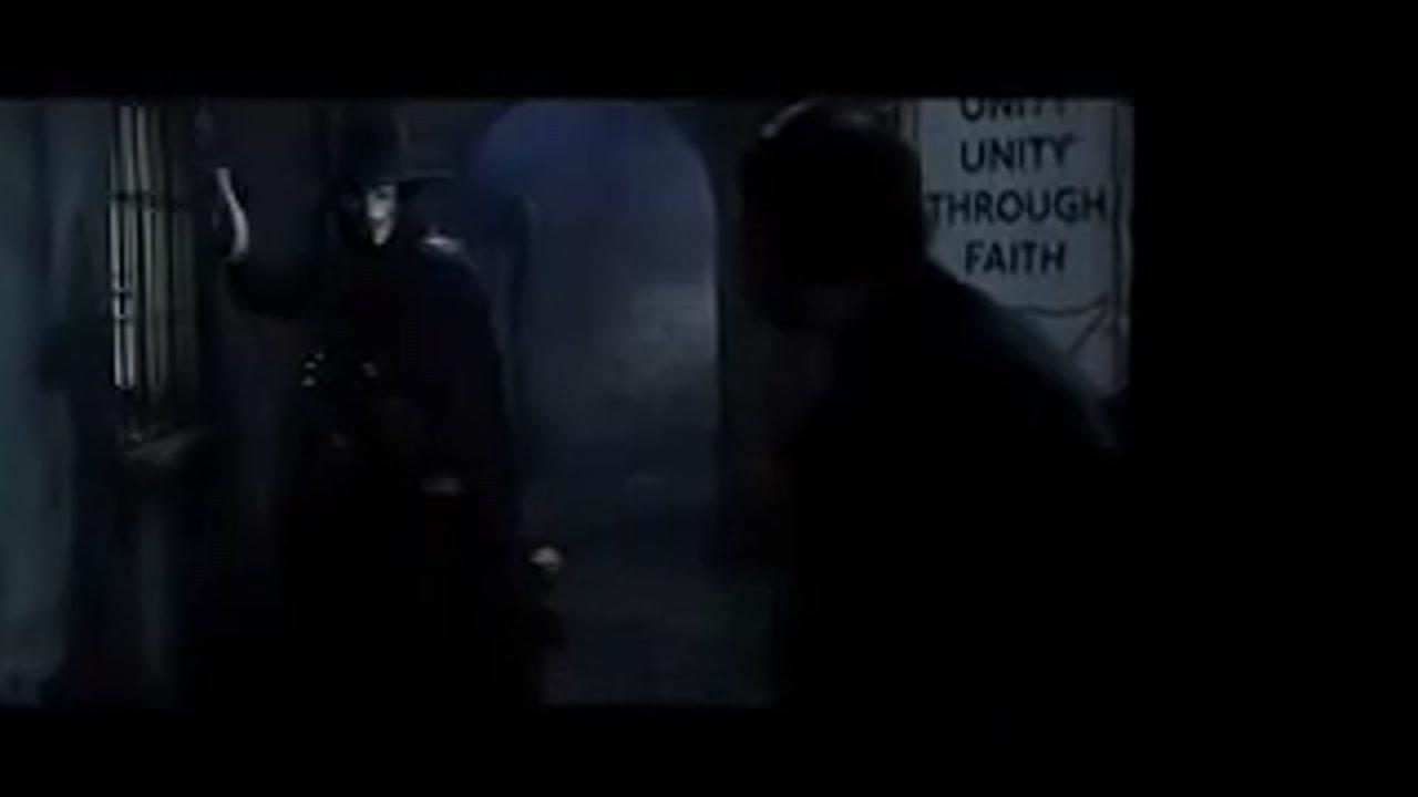 دانلود زیرنویس فارسی فیلم V For Vendetta 2005