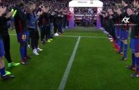 لحظات بسیار احساسی در فوتبال