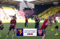 فول مچ بازی واتفورد - آرسنال (پیش از بازی)؛ لیگ برتر انگلیس
