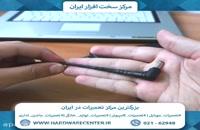 آموزش تعمیر شارژر لپ تاپ دل