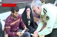 نحوهٔ شناسایی و دستگیری زن ربایندهٔ کودک در شهریار.