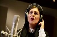 اجرای زنده هنگامه قاضیانی و شورا کریمی یک قناری یک کلاغ