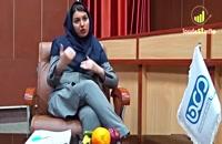 مصاحبه با مهندس کاظم وزیری و مهندس مژگان کاوند