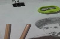 نقاشی صادق داروبرد 19سپتامبر