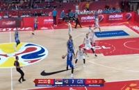 هایلایت بازی صربستان - جمهوری چک (کامل)؛ جام جهانی بسکتبال چین 2019