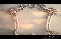 قاب آینه فایبرگلاس برای دکور آتلیه | دکور عکاسی | دکور آرایشگاه زنانه | آینه فایبرگلاس