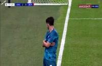 ویدئو چهار گل سردار آزمون در لیگ قهرمانان اروپا