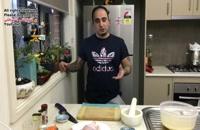 آموزش غذا با مرغ (آموزشی)