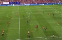 فول مچ بازی بنفیکا - لایپزیگ (نیمه اول)؛ لیگ قهرمانان اروپا