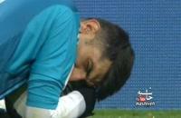 10 واکنش باورنکردنی و استثنایی دروازه بان های فوتبال ایران