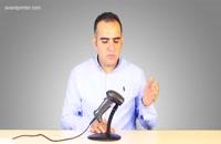بررسی فارسی بارکد خوان یونیتک Unitech MS836