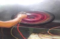 دستگاه فانتاکروم با قابلیت آبکاری تمامی اجسام 02156573155