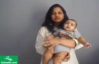 رفلاکس معده نوزادان، علت، علائم و درمان رفلاکس نوزاد