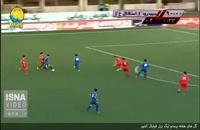 گلهای هفته بیستم لیگ برتر فوتبال ایران