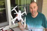 کوادکوپتر خاص و دوربین دار Mjx Bugs 3 Pro دارای GPS/ایستگاه پرواز