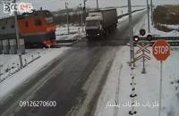 حوادث جذاب و دیدنی از قطار ها