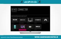 آموزش اتصال لپ تاپ به تلویزیون panasonic