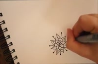 آموزش نقاشی ساده - فیلم آموزشی