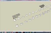 آموزش آزمون طراحی معماری نظام مهندسی - سقف شیبدار 3 (مهندس انسانیت)