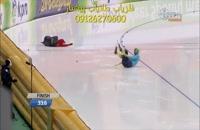 حوادث در ورزش های یخی