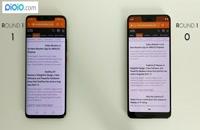 مقایسه سرعت گوشی pixel 3 xl با mate 20 pro