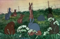 تریلر انیمیشن تپه خرگوش ها Watership Down 1978