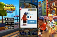 کارتون subway surf - کارتون