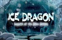 تریلر انیمیشن اژدهای یخی: افسانه بابونه های آبی Ice Dragon Legend of the Blue Daisies 2018
