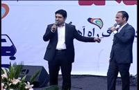 طنز و کمدی خنده دار شومنی حسن ریوندی - استند اپ کمدی  (خنده بازار)