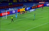 خلاصه بازی ساحل عاج 1 (3) - الجزایر 1 (4) (جام ملتهای آفریقا)
