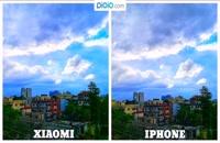 مقایسه دوربین گوشی های iphone 11 و xiaomi mi mix alpha