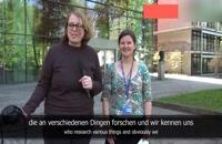 آموزش زبان آلمانی بصورت محاوره ای و عامیانه