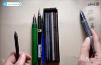 معرفی و نحوه استفاده  از انواع ابزارهای طراحی -  بخش دوم